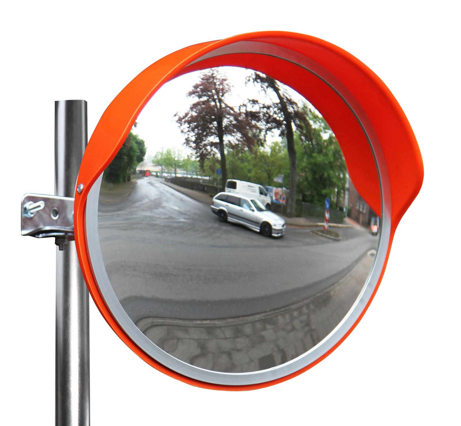 kassenspiegel konvex 60 cm sicherheitsspiegel panorama spiegel verkehrsspiegel ebay. Black Bedroom Furniture Sets. Home Design Ideas
