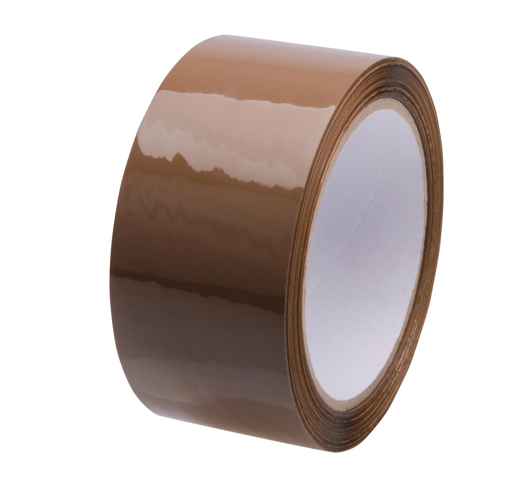 6 rollen paket klebeband braun packband neu sehr leise. Black Bedroom Furniture Sets. Home Design Ideas