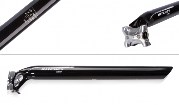 WCS V2, 31.6, 400mm, 3-D Forged Alloy 7075 Post